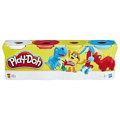 Набор пластилина Play-Doh из 4-х баночек №2