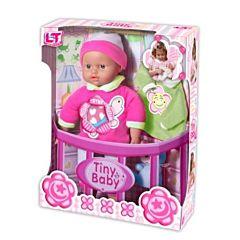 Кукла Loko Tiny Baby подарочный набор
