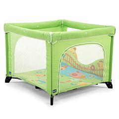 Манеж Chicco Open World с сумкой (Green)