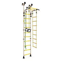 Детский спортивный комплекс Kampfer Strong Kid Ceiling + 52 см (белый)