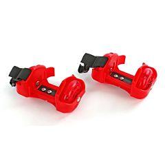 Ролики на обувь Moby Kids (Красный)