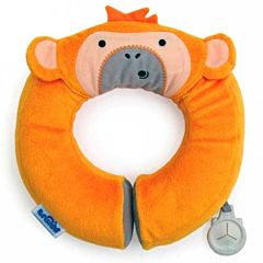 Удобная подушка-подголовник Trunki Yondi (Оранжевый)