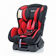 Автокресло Sparco F 500 K (черно-красный)