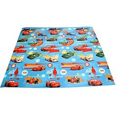 Развивающий коврик Yurim Disney с тубусом 150х100х0.5см (Тачки)