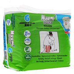 Трусики-подгузники MiniMax Muumi Baby Maxi Plus (7-15 кг) 22 шт.