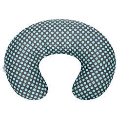 Подушка для беременных и кормящих мам Womar Zaffiro Comfort Exlusive 140 см. (бирюзовый)