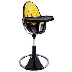 Стульчик Bloom Fresco Chrome Black Canary Yellow