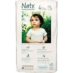Подгузники-трусики Naty 4 (8-15 кг) 36 шт