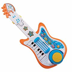 Моя гитара Vtech