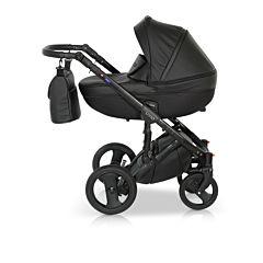 Коляска 3 в 1 Bello babies Livio (black)