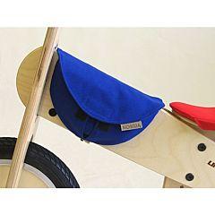 Сумочка на раму деревянного беговела Kokua Джинс (синий)