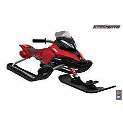 Снегокат Snow Moto LYNX (красный)