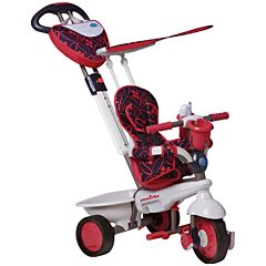 Трехколесный велосипед Smart Trike Dream Touch Steering (красный)