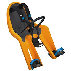 Велокресло на руль Thule Right Along Mini до 15 кг (оранжевое)