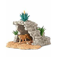 Набор Schleich Пещера