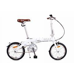 Велосипед складной Shulz Hopper (2017) белый
