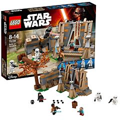 Конструктор Lego Star Wars 75139 Звездные войны Битва на планете Такодана