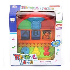 Развивающая игрушка Jia Le Toys Кто в домике живет
