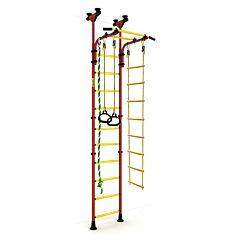 Детский спортивный комплекс Kampfer Strong Kid Ceiling + 52 см (красный)
