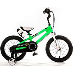 """Детский велосипед Royal Baby Freestyle Steel 14"""" (зеленый)"""