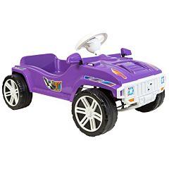 Детская педальная машина RT Race Maxi Formula (фиолетовый)