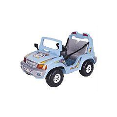 Электромобиль Chien Ti Touring с пультом управления (голубой)