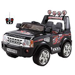 Электромобиль TjaGo 139YJ с пультом управления (черный)