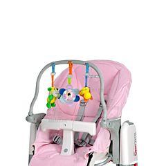 Комплект для стульчика Peg-Perego Tatamia и Prima Papa Newborn (розовый)