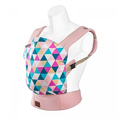 Рюкзак-кенгуру KinderKraft Nino (Pink)