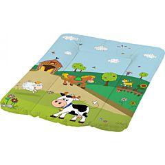 Матрас для пеленания ребёнка OKT Смешная Ферма