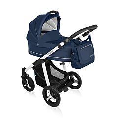 Коляска 2 в 1 Baby Design Lupo Comfort (синий)