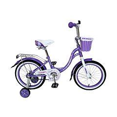 """Детский велосипед Nameless Lady 16"""" (фиолетовый)"""