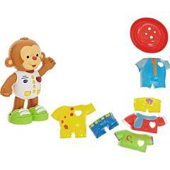 Игрушка Vtech Одень обезьянку