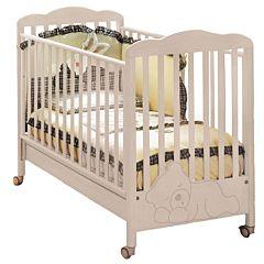 Кроватка детская Baby Expert Coccolo (крем)