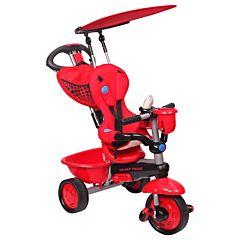 "Трехколесный велосипед Smart Trike Zoo Lady Bug с ПВХ-колесами 9"" и 7"""