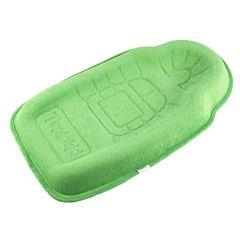 Коврик для пеленания ребенка Teplokid 67х40 см (зеленый)