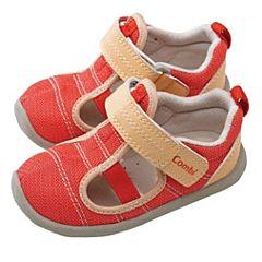 Сандали Combi Air Thru Shoes (красные)