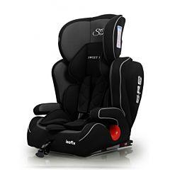 Автокресло Sweet Baby Gran Turismo SPS Isofix (grey/black)