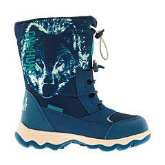 Сапоги детские Kakadu Animal Planet 5728A для мальчиков (синие)