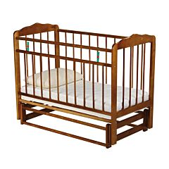 Кроватка детская ЧП Смирнов Женечка-5 (поперечный маятник)