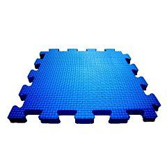 Мягкий пол Babypuzz 50*50*2.5 (синий)