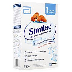 Сухая молочная смесь Similac 1 (0-6 мес.) 350 г