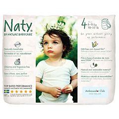 Подгузники-трусики Naty 4 (8-15 кг) 22 шт