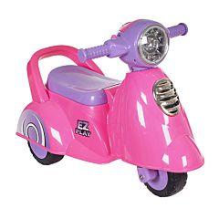 Каталка Ningbo Prince Toys Vespa (розовый)
