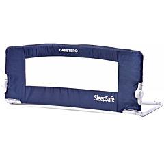 Барьер безопасности для кроватки Caretero SleepSafe 103см (синий)