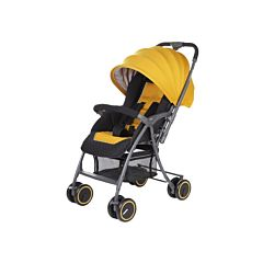 Коляска прогулочная Jetem Uno (темно-желтый)