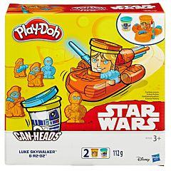 Набор пластилина Play-Doh Герои Звездные войны