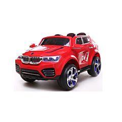 Электромобиль Bambini Vip Car (Красный/Red)