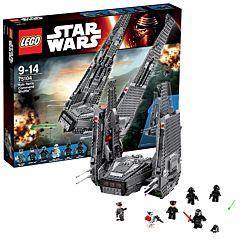 Конструктор Lego Star Wars 75104 Звездные войны Командный шаттл Кайло Рена