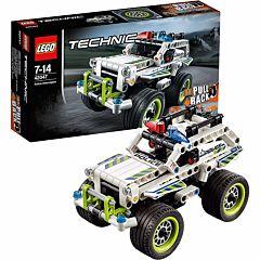 Конструктор Lego Technic 42047 Полицейский патруль